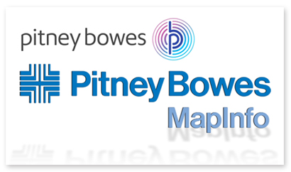PitneyBowes MapInfo イメージ